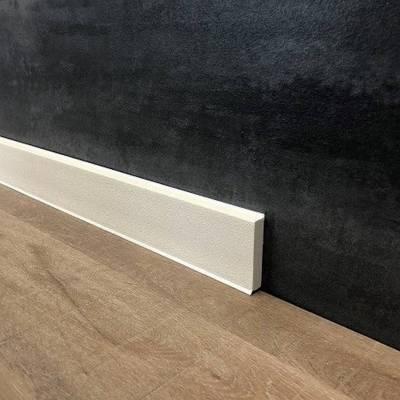 PVC   Sockelleiste   Hartschaum   Fußleiste   Monopoli   60 x 12 mm   glatt   versch. Farben