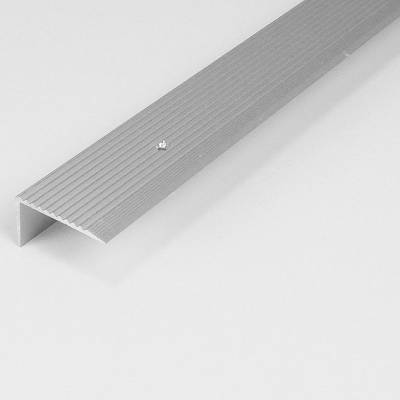 "Treppenkante ""Terni"" / Winkelprofil 20 mm x 40 mm Aluminium eloxiert"