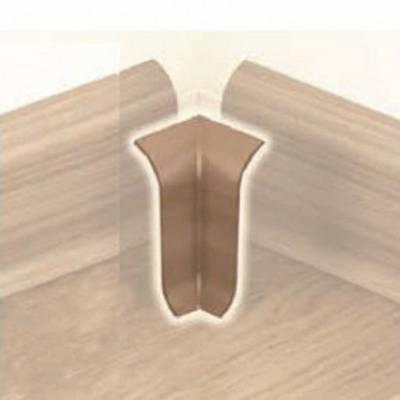 Sockelleisten PVC Innenecke günstig online kaufen