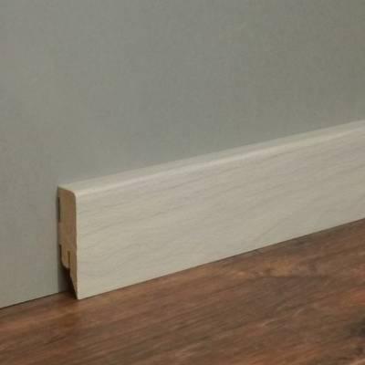 Sockelleiste / Fußleiste / Bodenleiste lecco-157 (7341)