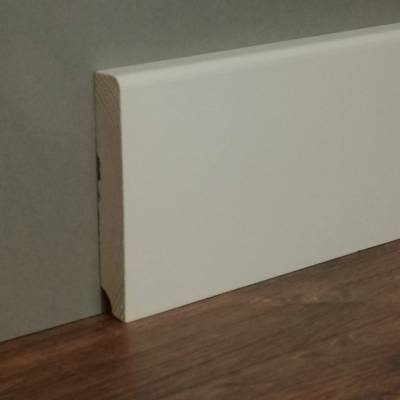 Sockelleiste / Fußleiste / Bodenleiste Mori-4 (72296)