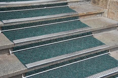Auermetallprofile Treppenkante