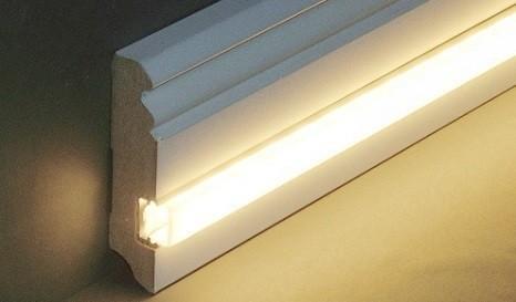 LED Sockelleiste Licht Fussleiste 2