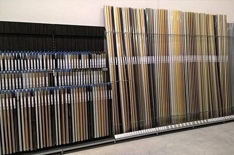 hochwertige Übergangsprofile Metalleisten